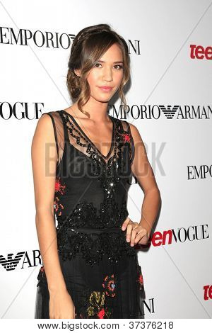 BEVERLY HILLS - SEP 27:  Kelsey Chow at the Teen Vogue's 10th Anniversary Annual Young Hollywood Party on September 27, 2012 in Beverly Hills, California