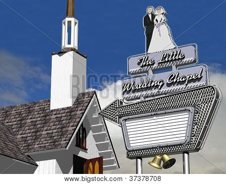 The Little Wedding Chapel