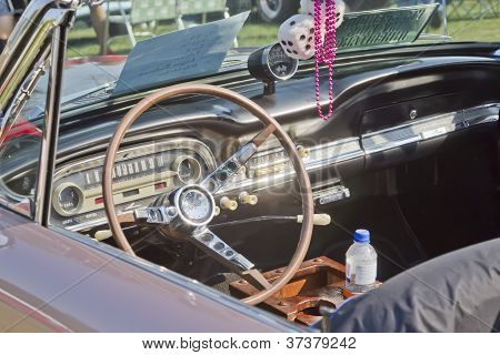 1963 Ford Falcon Interior