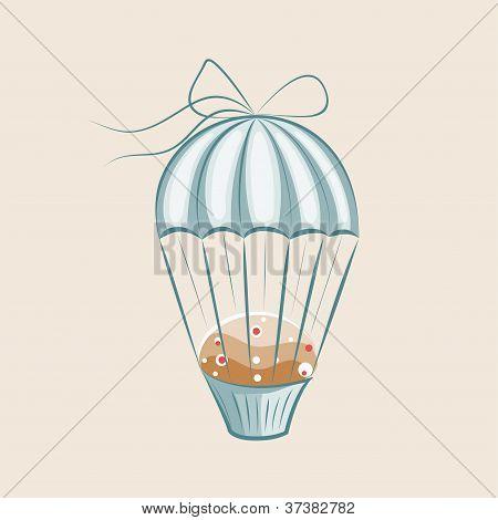 Parachute Muffin