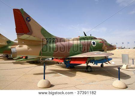 Israeli Air Force A-4 Skyhawk