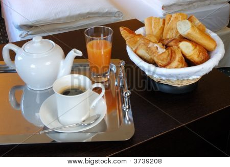 A French Breakfast