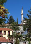 image of giannena  - View of Ioannina city in Greece - JPG
