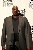 NEW YORK-SEPT. 24: Former basketball player Anthony Mason attends the 27th Great Sports Legends Dinn