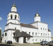 image of ascension  - The ascension monastery in Smolensk - JPG