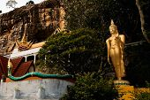 Monuments Of Buddah Saraburi poster