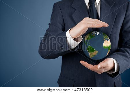 Protect Planet Earth
