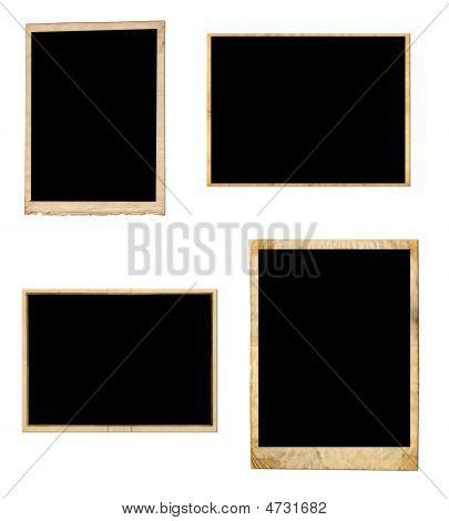 4 Photo Frames