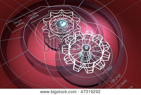 Technical background : cogwheels