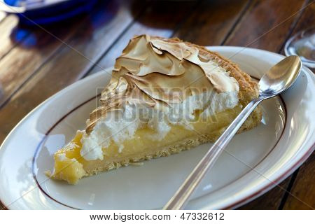 cake of citron, french style, close up
