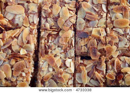 Nammora Lebanese Semolina Honey Cake