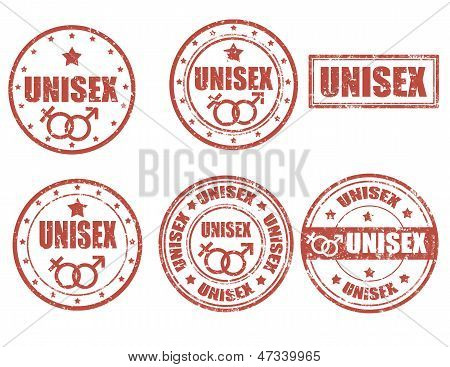 Unisex-stamps