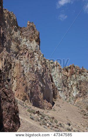 Craggy Rhyolite Ridge