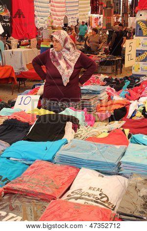 A Turkish market
