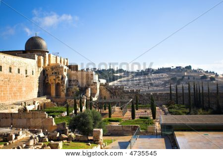City Panorama, Jerusalem