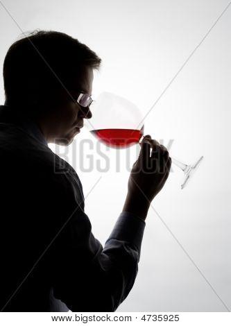 Tasting Wine