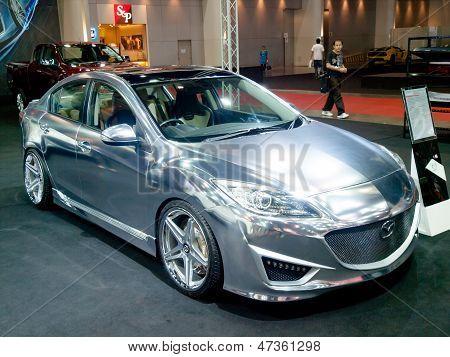 Mazda 3 New Thrilling-4 Concept