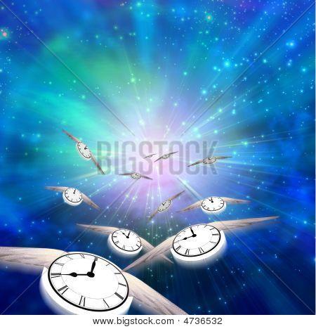 Tiempo vuela