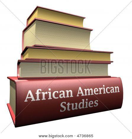 Education books - African American Studies
