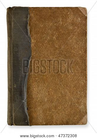 Textured Old Vintage Book