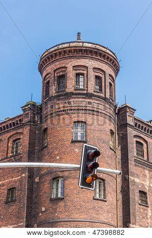 Antike penitentiary Gebäude