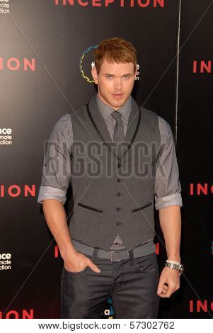 Kellan Lutz  at the