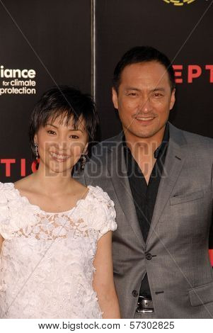 Ken Watanabe at the