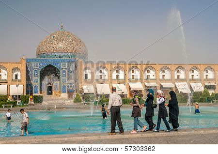 Sheikh Lotfollah Mosque- Esfahan