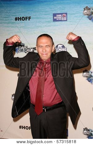 Gilbert Gottfried  at the Comedy Central Roast of David Hasselhoff, Sony Studios, Culver City, CA. 08-01-10