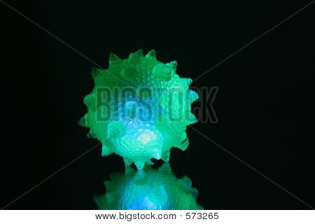 Spikey Light Ball