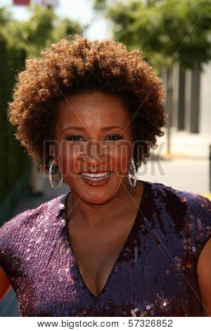 Wanda Sykes at the 2010 Primetime Creative Arts Emmy Awards,  Nokia Theater L.A. Live, Los Angeles, CA. 08-21-10