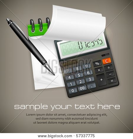 Calculator & Notepad