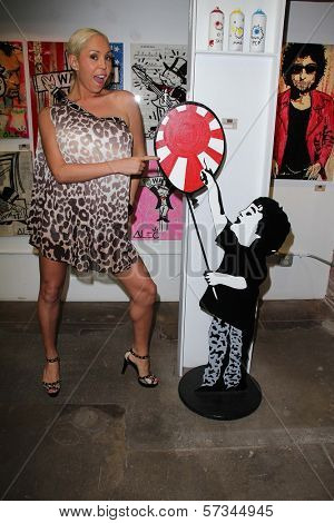 Mary Carey at LAB ART Presents