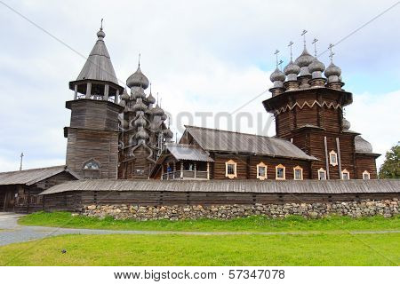 Wooden Churches, Kizhi