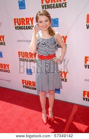 Sammi Hanratty  at the Los Angeles Premiere of