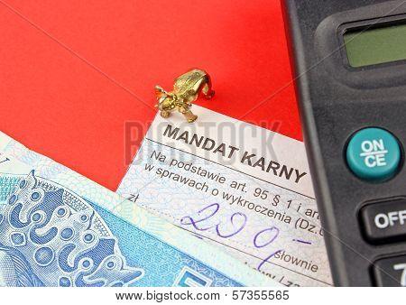 mandate penalty