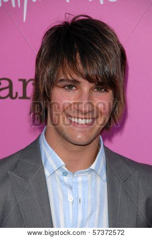James Maslow at the 12th Annual Young Hollywood Awards, Wilshire Ebell Theater, Los Angeles, CA. 05-13-10