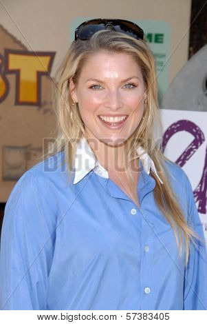 Ali Larter at the EMA Celebrates the Garden Challenge by