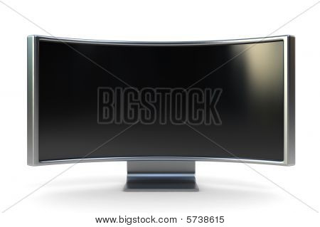 Wide Cinema Monitor