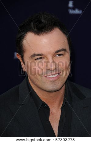 Seth MacFarlane  at the 9th Annual Chrysalis Butterfly Ball, Private Location, Beverly Hills, CA. 06-05-10