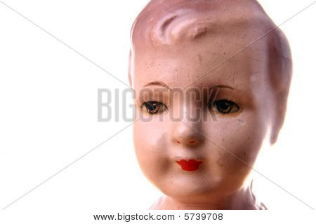 Doll Toy Isolated