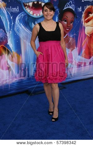 Karyme Lozano at the World Premiere of 'World Of Color,' Disney's California Adventure, Amaheim, CA. 06-10-10