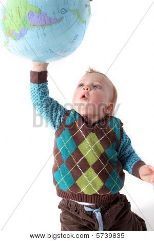 Child Earth Planet World
