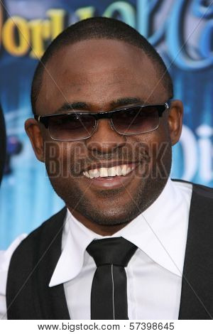 Wayne Brady at the World Premiere of 'World Of Color,' Disney's California Adventure, Amaheim, CA. 06-10-10