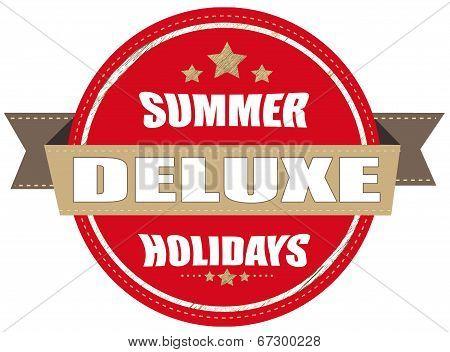 Summer Deluxe  Stamp