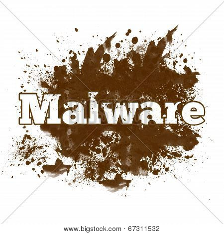Malware Messy Blot