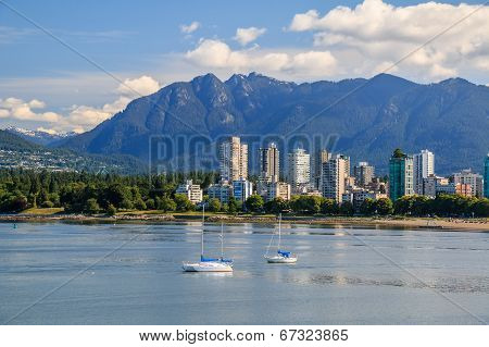 The West End Of Vancouver