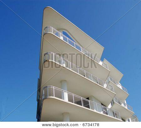 Condo Terrace Treatment