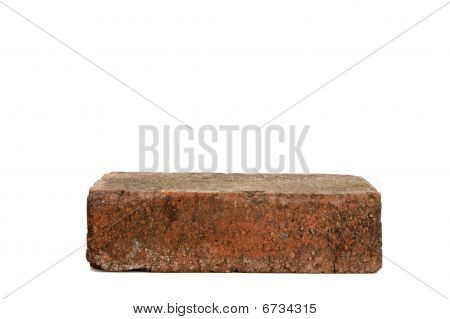 Single Red Brick
