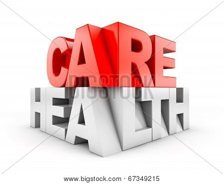 Health Care Construction Sign
